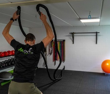 Move on up - Personnal training